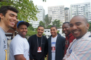 Young favela residents with big ideas about the future