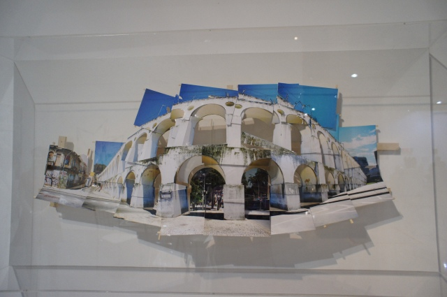 Arcos da Lapa, by Spanish artist Isidoro Blasco