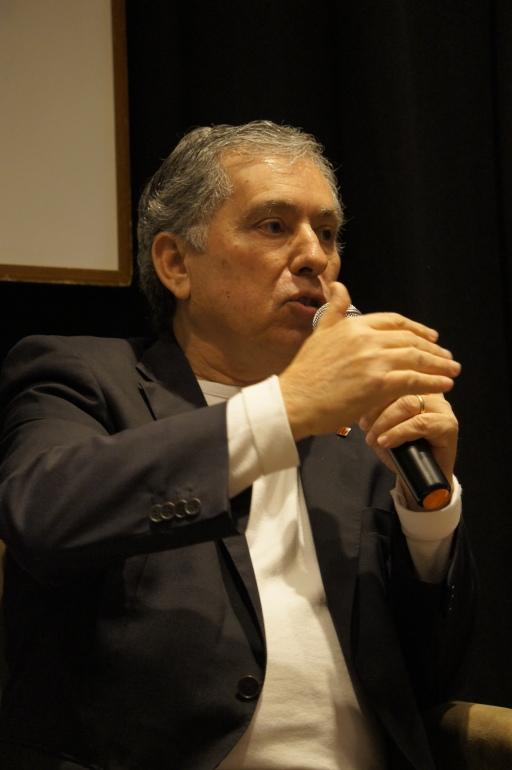 IAB president Sérgio Magalhães