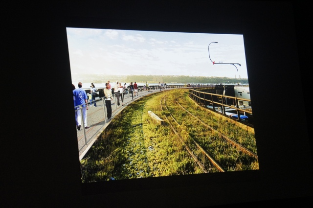 Third and last  portion of New York's Highline will run beside new housing, 30% of which will be low-income