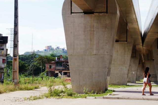 Jauregui's work is sadly derelict