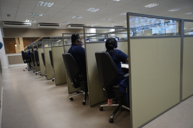 190 Police Emergency Call Center