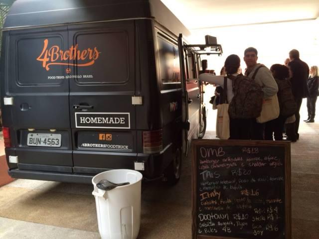 Food truck, ideia norte americana que já chegou em sampa