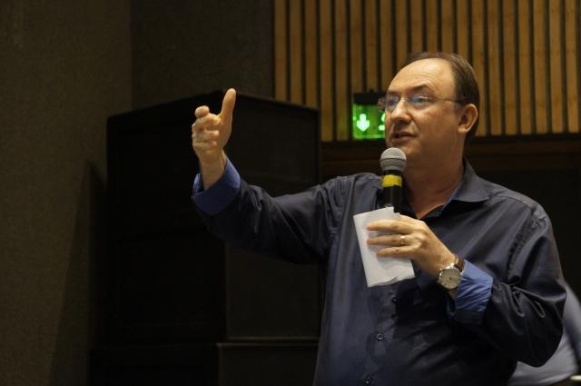 O prefeito de São Gonçalo