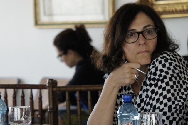 Sandra Jovchelovich, co-autora do guia prático ao Desenvolvimento Social de Base em Favelas do Rio de Janeiro